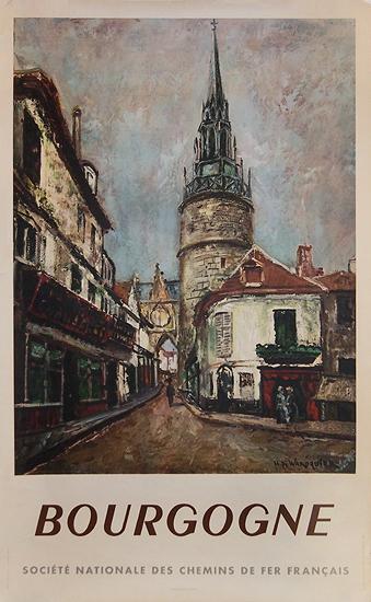 SNCF Bourgogne (Tower)
