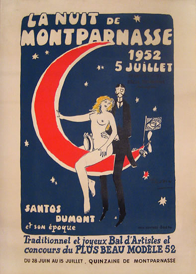 La Nuit de Montparnasse