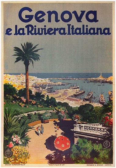 Genova e La Riviera Italiana
