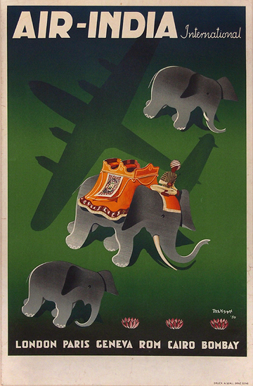 Air India International (Elephants)