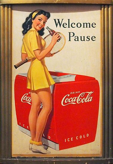 Coca Cola (Display)
