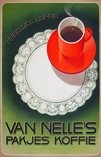 Van Nelle's Pakjes Koffie