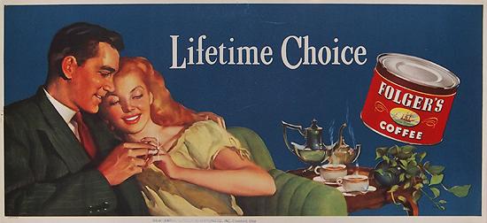 Folger's Coffee Lifetime Choices