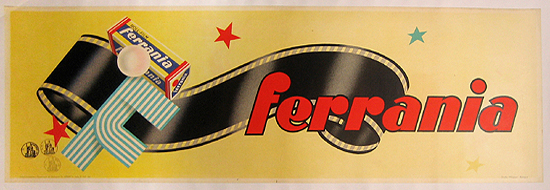 Ferrania (Yellow Panel)