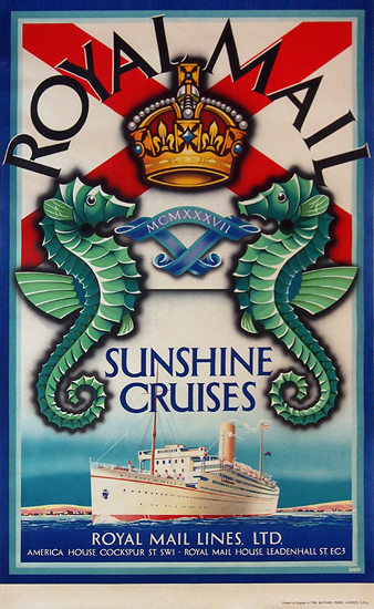 Royal Mail Sunshine Cruises