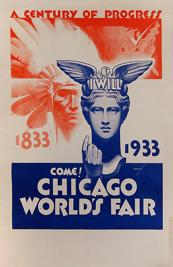 Chicago World's Fair 1933 (A Century of Progress)