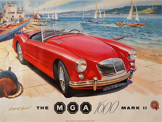 MGA 1600 Mark II