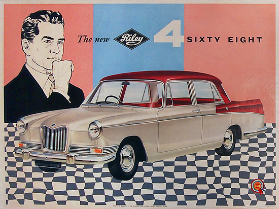 The New Riley 4 sixty eight