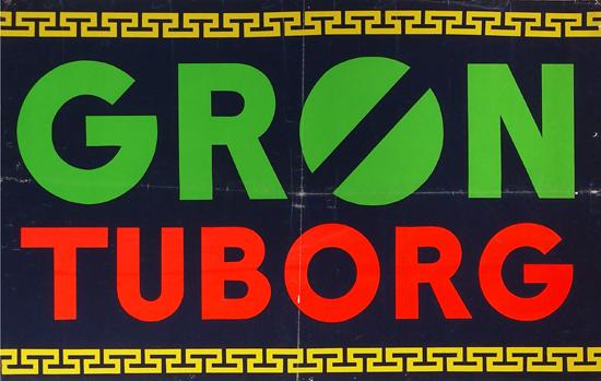 Gron Tuborg (Grøn Tuborg/ Tuborg Green)