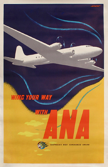 Australian National Airlines ANA