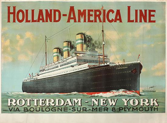 Holland America Line (Horizontal)