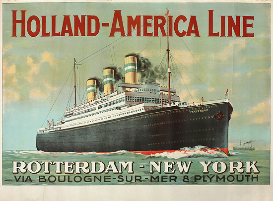 Holland America Line (Horizontal)