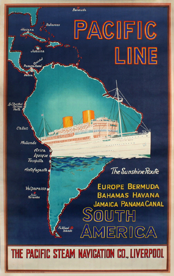 Pacific Line to South America