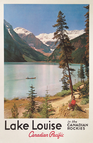 Lake Louise Canadian Pacific