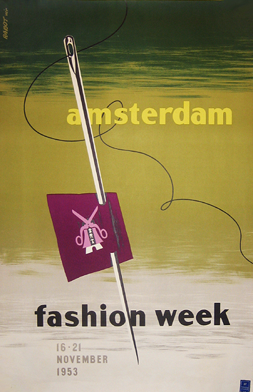 Amsterdam Fashion Week (Needle and Thread)