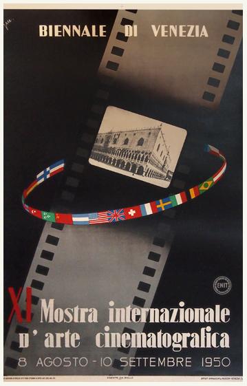 Biennale Di Venezia - Mostra Internazionale d'Arte Cinematografica