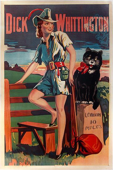 British Pantomime, Dick Whittington