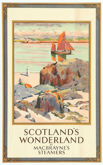 Scotland's Wonderland by MacBrayne's Steamers