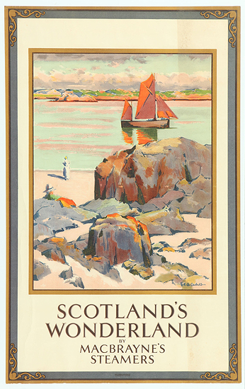 Scotland's Wonderland by MacBrayne's Steamers