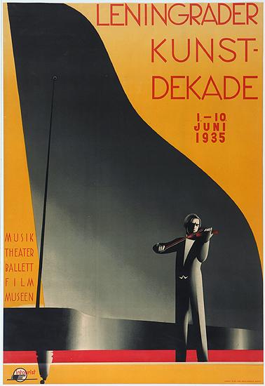 Leningrader Kunst Dekade