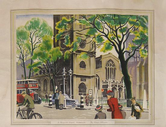 St. Margaret's Church Westminster