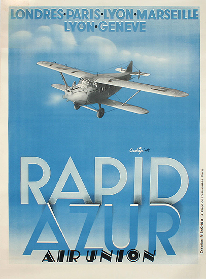 Rapid Azur Air Union