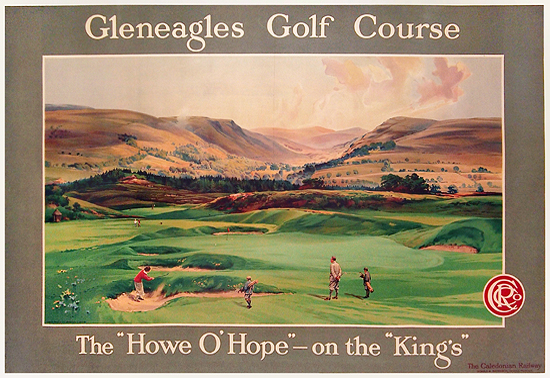 Gleneagles Golf Course (The Howe O'Hope on the Kings)