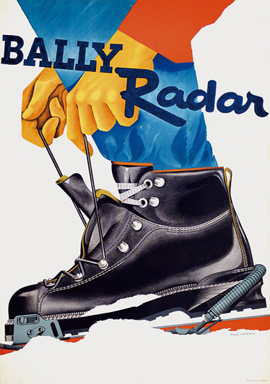 Bally Radar (Ski Boot)