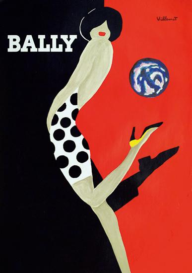 Bally Ball/Kick (Swiss Size)