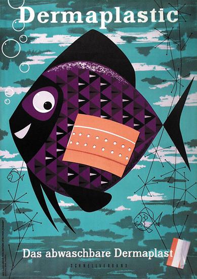 Dermaplastic (Fish)