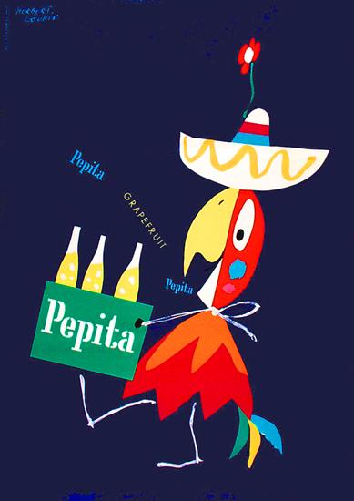 Pepita (Parrot in Sombrero)