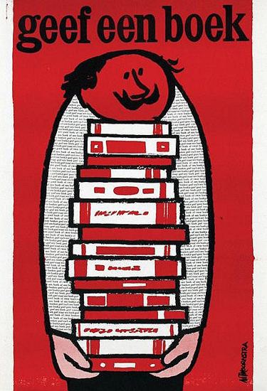 Geef een Boek (Dutch Book Week/ Red Stack)