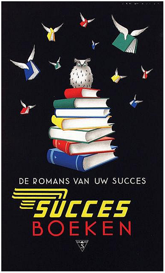 Succes Boeken (Dutch Book Week/ Owls)
