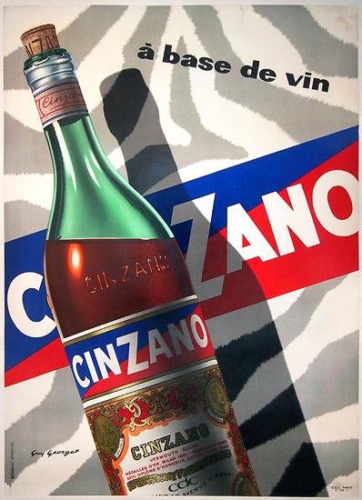 Cinzano (Bottle)