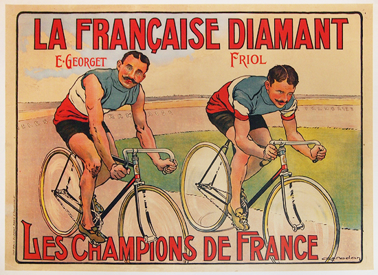 La Francaise Diamant Les Champions de France