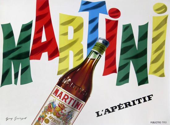 Martini (Horizontal)
