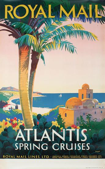 Royal Mail Atlantis Spring Cruises