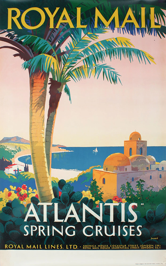 Royal Mail Atlantis Spring Cruises