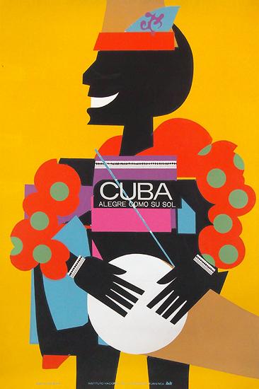 Cuba, Alegre Como Su Sol