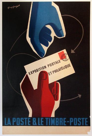Exposition Postale et Philatelique La Poste & Le Timbre-Poste