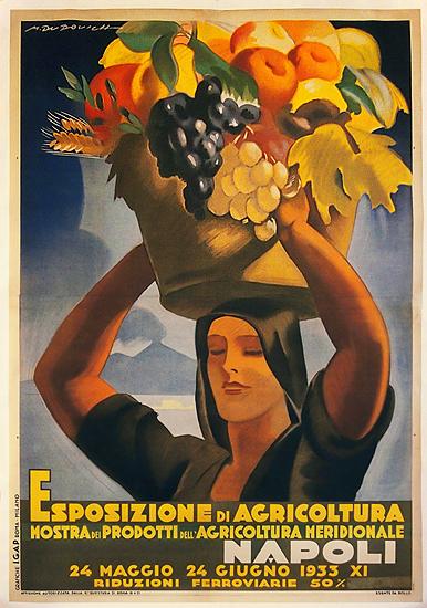 Esposizione di Agricoltura Napoli