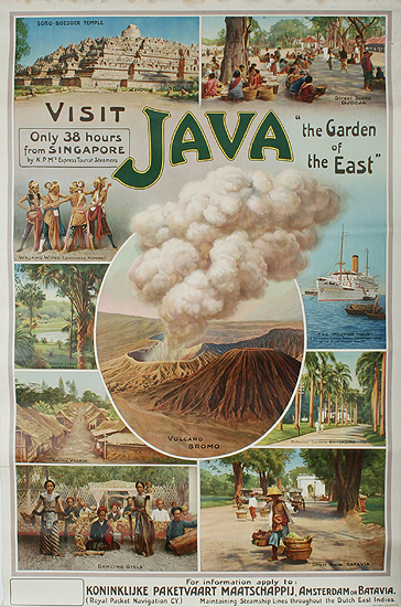 Java - Visit Java the Garden of the East