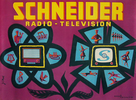 Schneider (Flowers/Purple)