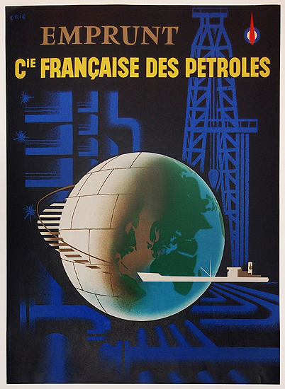 Emprunt Francaise des Petroles (47x63)