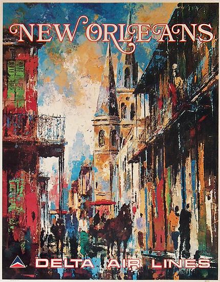 Delta New Orleans
