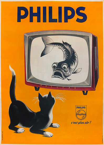 Philips (Cat & Fish)