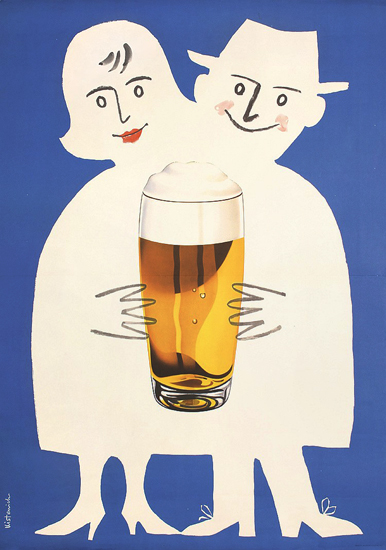 Beer Couple (No Text)