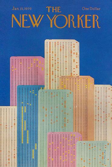 The New Yorker Magazine (NY Buildings)