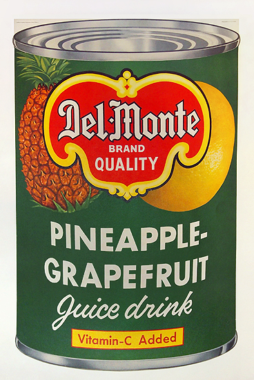 Del Monte Pineapple Grapefruit (Can)