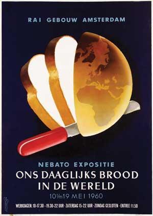 Nebato ons daaglijks brood in de wereld (Bread)